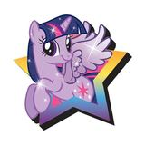 My Little Pony Twilight Sparkle Funky Chunky Magnet