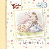 Disney Winnie the Pooh Baby Record Book