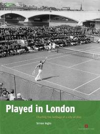 Played in London by Simon Inglis