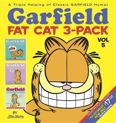 Garfield Fat Cat 3-Pack, Volume 5 by Jim Davis image
