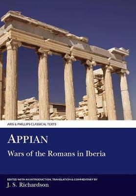 Appian: The Wars of the Romans in Iberia by (John) Richardson image