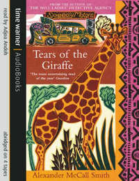 Tears of the Giraffe by Alexander McCall Smith image