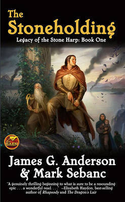The Stoneholding: Bk. 1 by James G. Anderson image