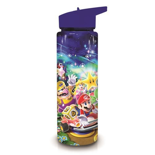 Mario Party Group - Water Bottle (18 Oz.)