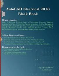 AutoCAD Electrical 2018 Black Book by Gaurav Verma