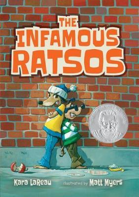 The Infamous Ratsos by Kara LaReau image