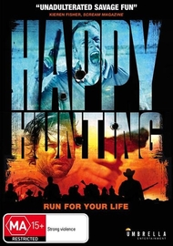 Happy Hunting on DVD image