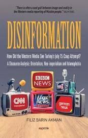 Disinformation by Filiz Barin Akman image