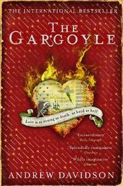 The Gargoyle by Andrew Davidson image