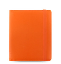 Filofax: Metropol Elastic Tablet Case Large - Orange