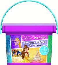 Disney Princess Bucket of Books