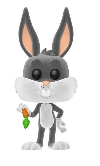 Looney Tunes - Bugs (Flocked Ver.) Pop! Vinyl Figure