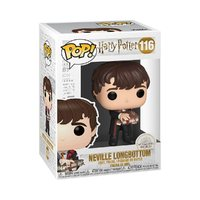 Harry Potter: Neville (with Monster Book) - Pop! Vinyl Figure image