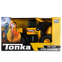 Tonka: Steel Classic - Front Loader