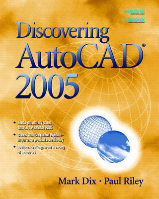 Discovering AutoCAD 2005 by Paul Riley image