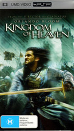 Kingdom Of Heaven for PSP