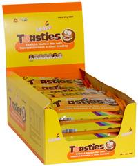Toasties Bulk Box 50g 25Pk Rainbow Confectionery