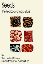 Seeds: The Yearbook of Agriculture by United States Department of Agriculture image