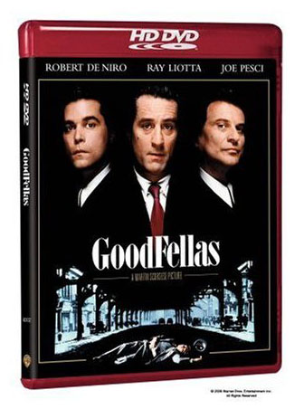 GoodFellas on HD DVD image