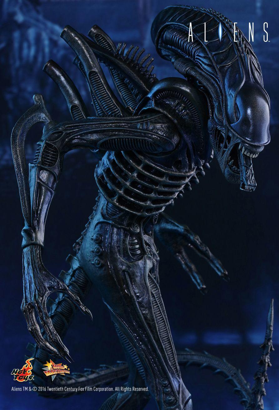 """Aliens: Alien Warrior - 13"""" Articulated Figure image"""