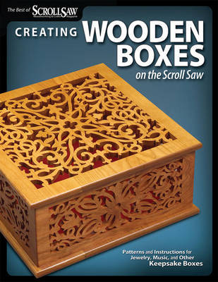 Creating Wooden Boxes on the Scroll Saw image