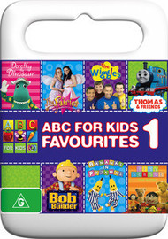 ABC for Kids Favourites 1 on DVD