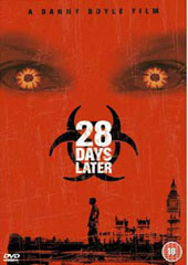 28 Days Later on DVD