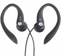 Moki Sports Earphones - Black