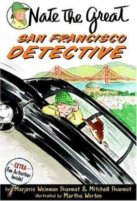 Nate The Great San Francisco Detective by Marjorie Weinman Sharmat image