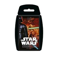 Top Trumps - Star Wars I-III