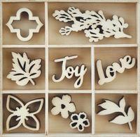 Kaisercraft: DIY - Bouquet Flourish Pack image
