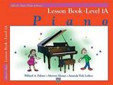 Alfred's Basic Piano Library Lesson Book by Willard Palmer