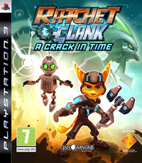 Ratchet & Clank: A Crack In Time (Platinum) for PS3