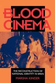 Blood Cinema by Marsha Kinder image