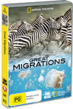 National Geographic: Great Migrations (3 Disc Set) DVD