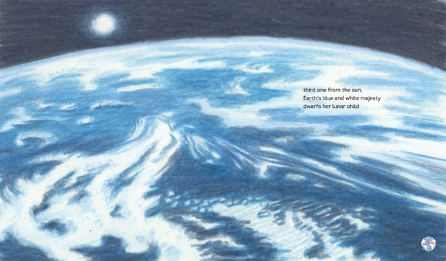Earth Verse: Explore our Planet through Poetry and Art by Sally M Walker image