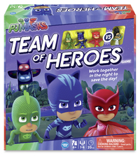 PJ Masks: Team of Heroes - Board Game