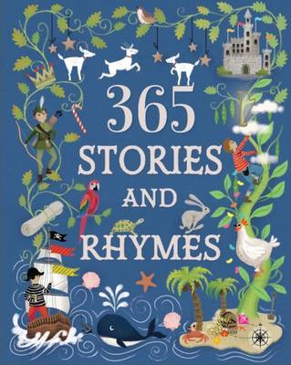 365 Stories and Rhymes Treasury by Parragon