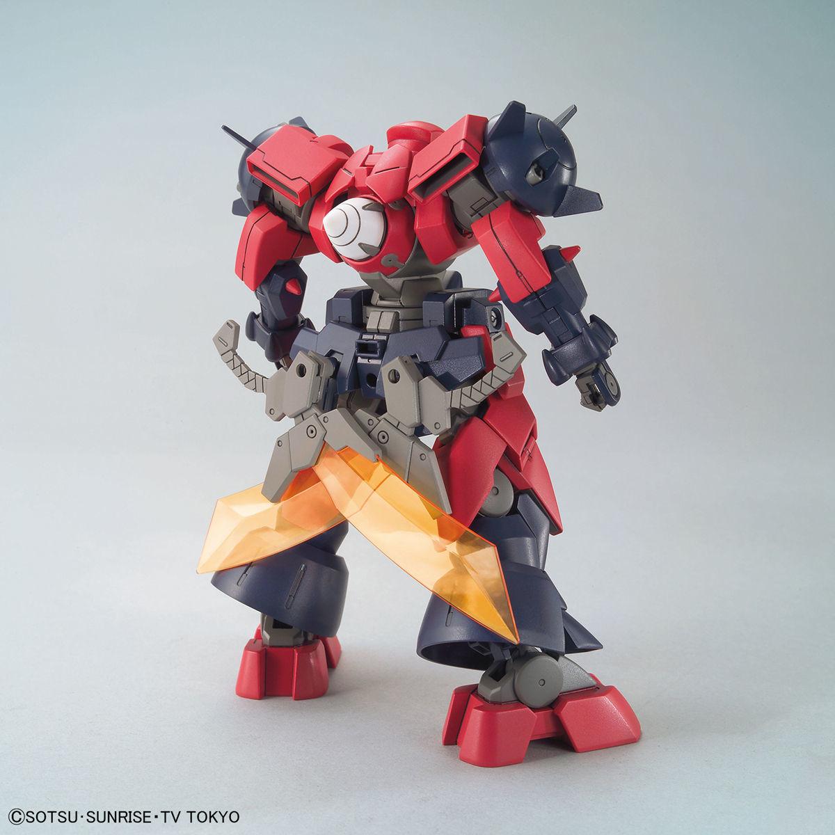 HGBD 1/144 Ogre GN-X - Model kit image