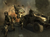 Enemy Territory: Quake Wars for Xbox 360 image