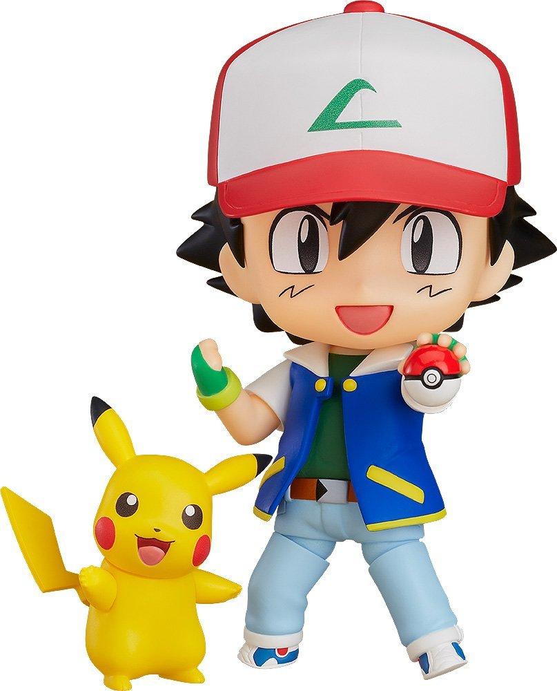 Nendoroid Ape FigureAt Ashamp; Pikachu Mighty Australia PiukOXZT