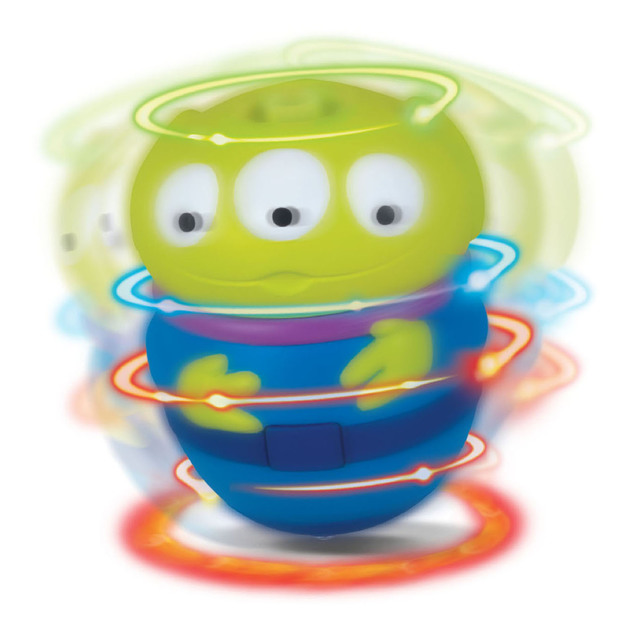 Toy Story 4: Lights & Sounds Spinner (Assorted Designs)