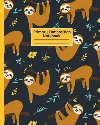 Primary Composition Notebook by Kiddo Teacher Prints
