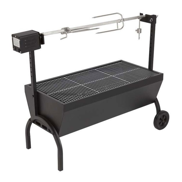 Charmate Charcoal Spit Roaster & BBQ Grill - Large
