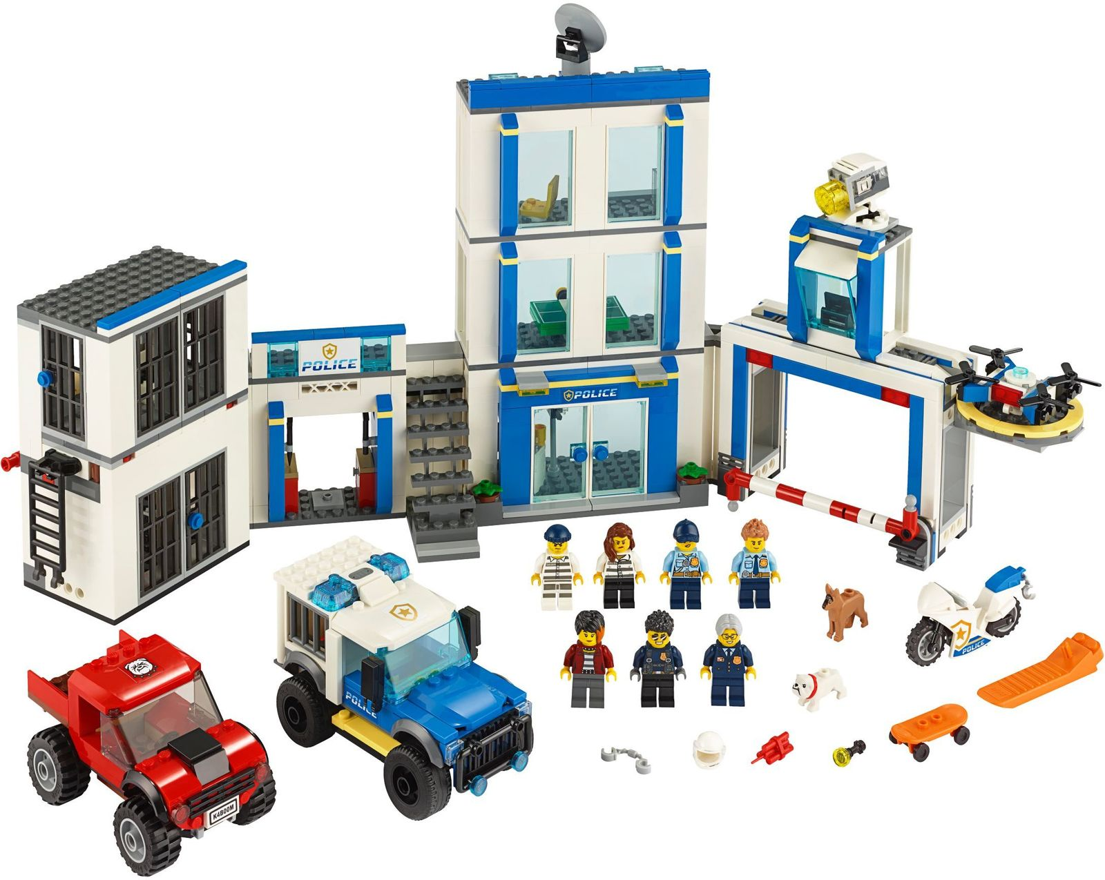 LEGO City - Police Station image