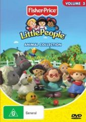 Little People - Vol. 3: Animal Collection on DVD