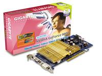 Gigabyte Graphics Card NVIDIA GeForce 6600 + HSI 256M AGP image