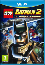 LEGO Batman 2: DC Super Heroes for Wii U