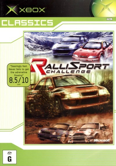 RalliSport Challenge for Xbox