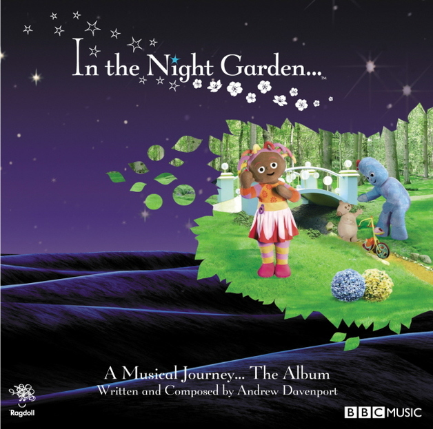 A Musical Journey... The Album by In The Night Garden